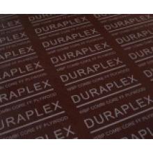 Duraplex-Film-Sperrholz mit Pappel-Kern-Braun-Film