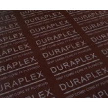 Duraplex Contraplacado de Película com Película Marrom