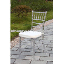 banquet resin tiffany chair with pad