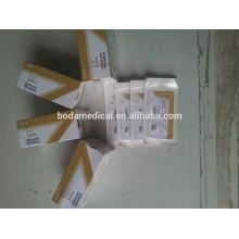 Sutura de catgut absorbible quirúrgico con aguja-Precio de fábrica