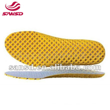 shock absorbing eva foam insoles for shoes