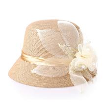 Леди ведро шляпа фабрика летний ужин ведро шляпа