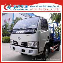 DFAC 4x2 5m3 garbage truck for sale