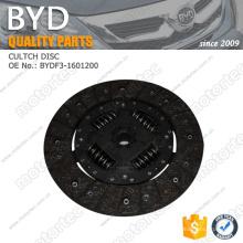OE BYD f3 repuestos embrague disco BYDF3-1601200