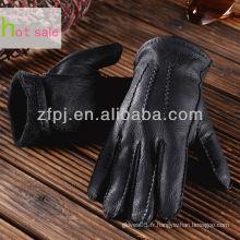 Thread back business Men Gloves