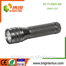 Bulk Sale Emergency Usage Pocket Portable Good Quality OEM Aluminum Alloy Powerful 3watt Promotional brightest led flashlight