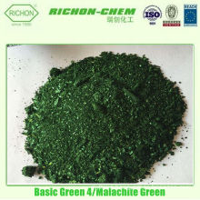 Textile Dyestuffs Paper Dyestuffs Paint Dyestuffs Usage and manufacturer of basic green 4 malachite green powder