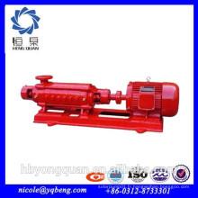 Fabrication d'une pompe à incendie portative de haute qualité
