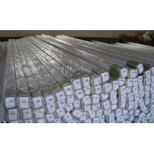 Tubo o tubería de acero con recubrimiento en polvo utilizado para valla de balcón