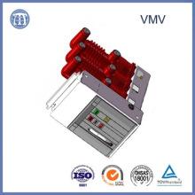 Vakuum-Leistungsschalter der hohen Qualität 17.5kv-1600A Vmv mit eingebettetem Polen