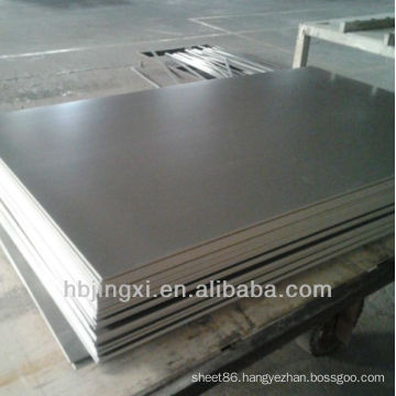 Dark Grey PVC Rigid Sheet