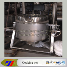 Gas/LPG Heating Jacketed Cooking Pot