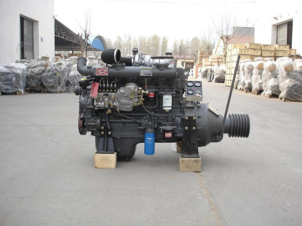 Weichai 200HP Water Cooled Engine for Water Pump