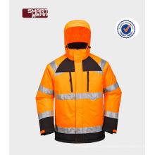 Ropa de trabajo reflectante de Vis del poliéster de Workwear de la fábrica de China
