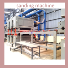 Grinding machine for particle board /Sanding machine for raw MDF