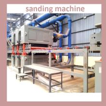 Rectificadora para placa de partículas / Máquina de lixar para MDF bruto