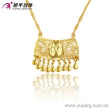 42843 xuping bijoux de mode en gros Chine collier de chaîne de style sud-est asiatique