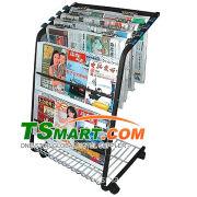 Iron Magazine Rack (000002332)