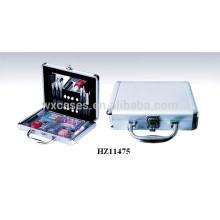 caja cosmética de aluminio de alta calidad