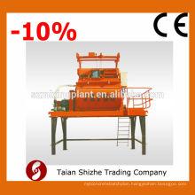 JS750 sicoma twin shaft concrete mixer, stationary concrete mixer