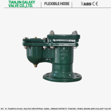Double Flanged Single Orifice Air Reducing valve