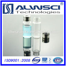 Flacon de 20 ml pour injection en verre tubulaire en verre usp type i flacon en verre
