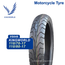 110/70-17 Motorcycle Tire From China