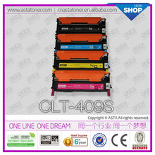 Compatible color toner CLT-K409S for Samung