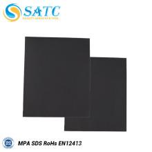 Papier de verre imperméable pour le polissage de meubles