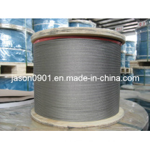 S. S. Wire Rope (AISI304, 316)