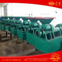 Precio de la máquina del extrusor de carbón aprobado calidad de la ISO