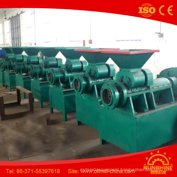 ISO Quality Approved Coal Extruder Machine Price