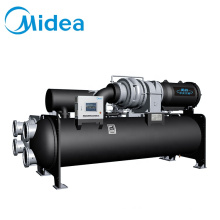 Midea Water Cooled Chiller air conditioner High Efficiency industrial Centrifugal chiller price
