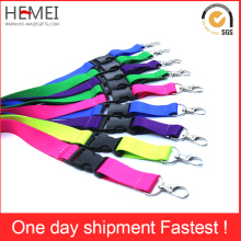 Ribbon Customized Werbung Polyester Lanyard für Promotion