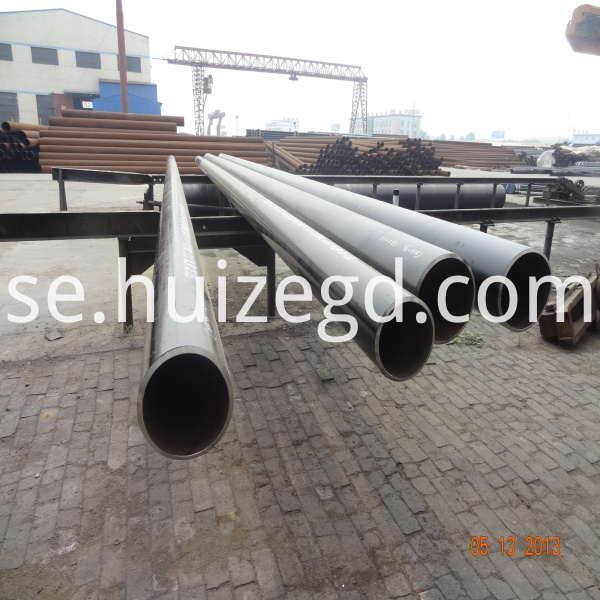 Seamless Steel Pipe A53 GRB