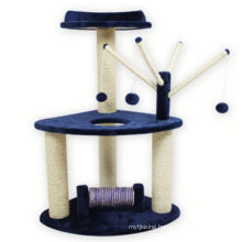Sisal Cat Scratching Ramp Board Platform