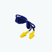 Boucles d'oreilles en caoutchouc PU avec CE approuvé