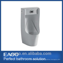 EAGO Wall hung P-trap ceramic sensor urinal HB3020