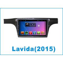 Sistema de Android de coches de DVD en vídeo de coches para Lavida 10,2 pulgadas con GPS de coche