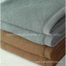 Wolle Decke, 100 % Wolle Decke, Decke Wb-0605fr