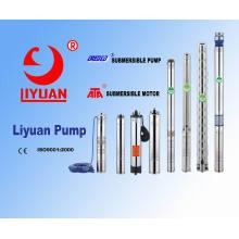Catalogue de pompes submersibles
