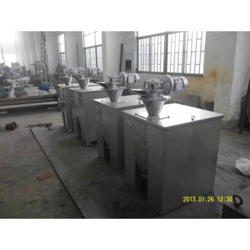 Zeolite briquetting granulating machine