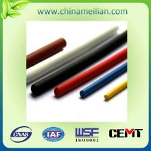 Manga de fibra de vidrio recubierta de acrílico