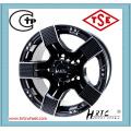 Диски колес с литым диском из сплава с качеством 100% качества отрицательного смещения