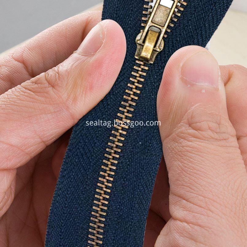 Metal Zippers For Canada Coats