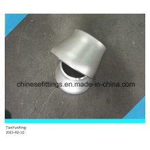 ASTM A403 Wp304 Reductor concéntrico de acero inoxidable Wp316L