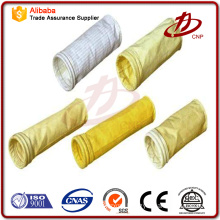 polyester p84 ptfe needle felt filter bag