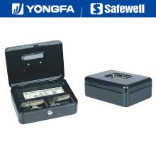 Safewell Yfc Series 25cm Caja de efectivo para tienda de conveniencia