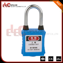 Durable Waterproof Brass Cylinder Padlock with Master Key