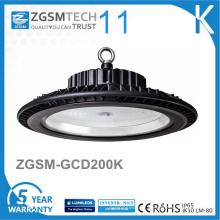 UFO Conception 125lm / W IP65 LED Haute Bay Lumière 200W